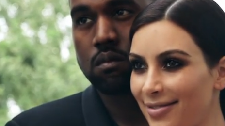 Kanye West & Kim Kardashian Welcome Baby Boy Via Surrogate