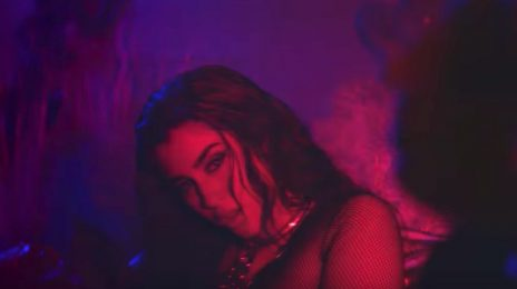 New Video: Steve Aoki & Lauren Jauregui (Fifth Harmony) - 'All Night'
