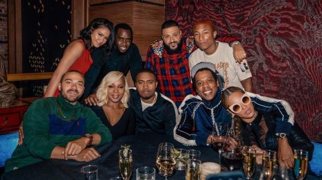 Royalty! Beyonce, JAY-Z, Diddy, & More Celebrate Mary J. Blige Oscar Nomination