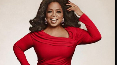 Oprah Winfrey Signs Major 'Apple' Deal