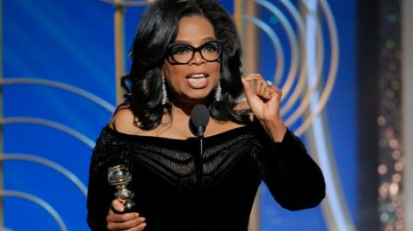 Must See: Oprah Winfrey's Powerful Acceptance Speech At The #GoldenGlobes 2018 [Video]