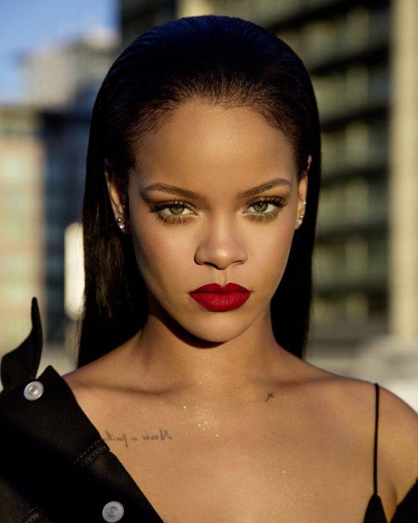 Rihanna Launches Fenty... Rihanna 2018