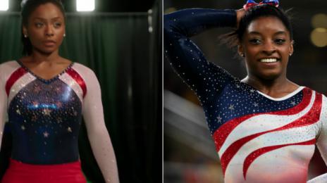 TV Trailer:  Lifetime's Biopic of Gymnast Simone Biles [Video]
