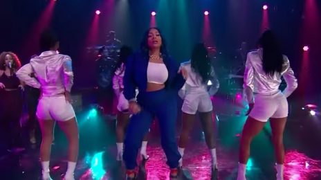 Stefflon Don Makes US TV Debut On 'The Late Late Show' / Heats Up Stage With 'Hurtin' Me'