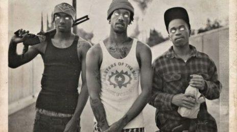 New Song:  Black Eyed Peas - 'Street Livin'
