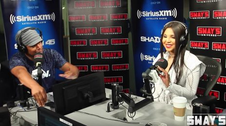 Watch: Toni Braxton Talks New Album 'Sex & Cigarettes' & New Lifetime Movie On 'Sway'