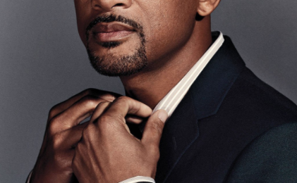 Watch: Will Smith Tours Tyler Perry Studios
