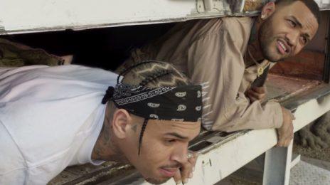 New Video:  Chris Brown & Joyner Lucas - 'Stranger Things'