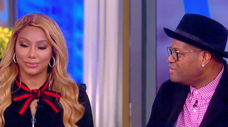 Tamar Braxton Spills All On Broken Marriage On 'The View'