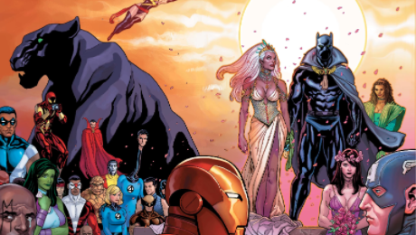 Retro Rewind: #BlackPanther Weds Storm