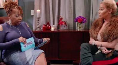 Sneak Peek: Hazel-E Seeks Help On 'Iyanla's Fix My Life'