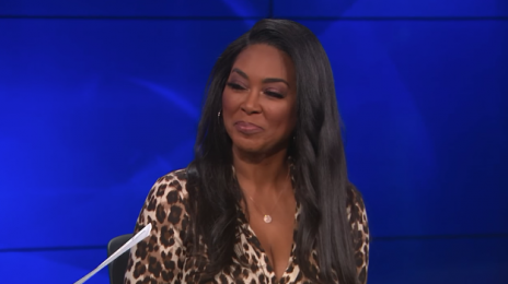 Kenya Moore Rubbishes 'Real Housewives of Atlanta' Firing Reports