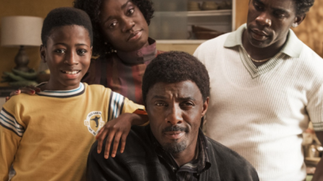 Idris Elba Readies TV Series About His Childhood