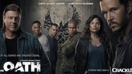 Watch: 50 Cent's 'The Oath'