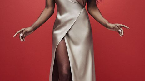 Alexandra Burke Stuns For YOU Magazine
