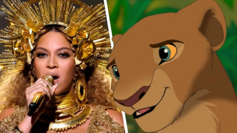 Report:  Beyonce & Elton John Are Reworking Original 'Lion King' Songs For Remake