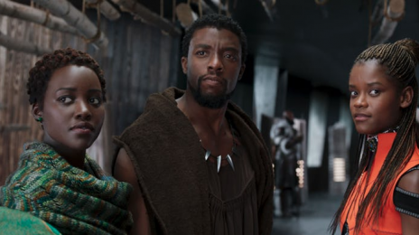 'Black Panther' Tops 'Tomb Raider' / Earns 5th Straight Week At #1