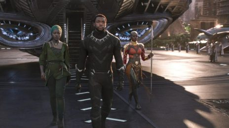 'Black Panther' Races Past $200 Million In US Box Office Forecast / On-Track To Become 6th Biggest Opening Ever