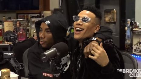 'Love & Hip-Hop' Star Bobby Lytes  Visits 'The Breakfast Club' / Talks Being A Gay Rapper, Dispelling Stereotypes, & More