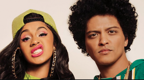 Cardi B Drops Out of Bruno Mars' '24K Magic Tour'
