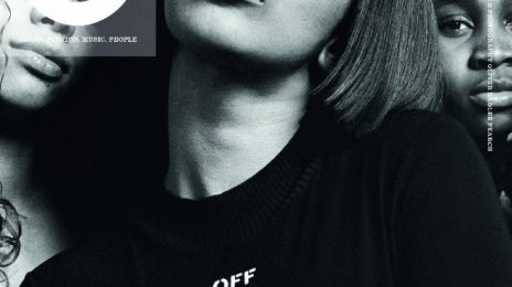 Cardi B Covers i-D / Talks Being A Feminist