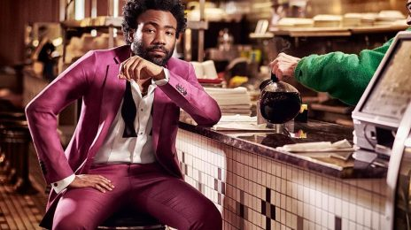 Donald Glover Accuses Record Label Of Theft