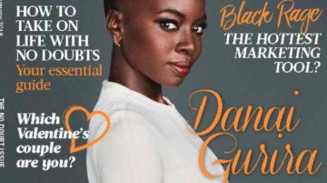 'Black Panther's Danai Gurira Covers 'Pride'