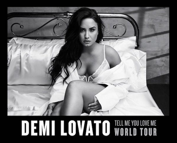 Lookout Europe Because Demi Lovato Is On Her Way