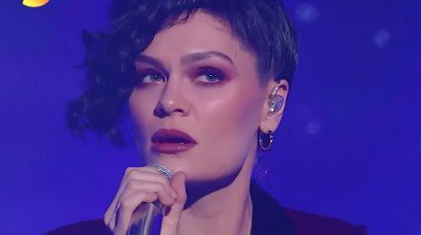 Watch: Jessie J SLAYS Prince's 'Purple Rain' On Chinese Show 'Singer'