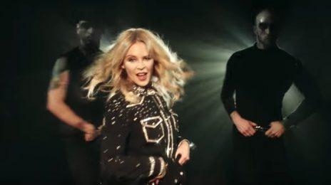 New Video: Kylie Minogue - 'Dancing'