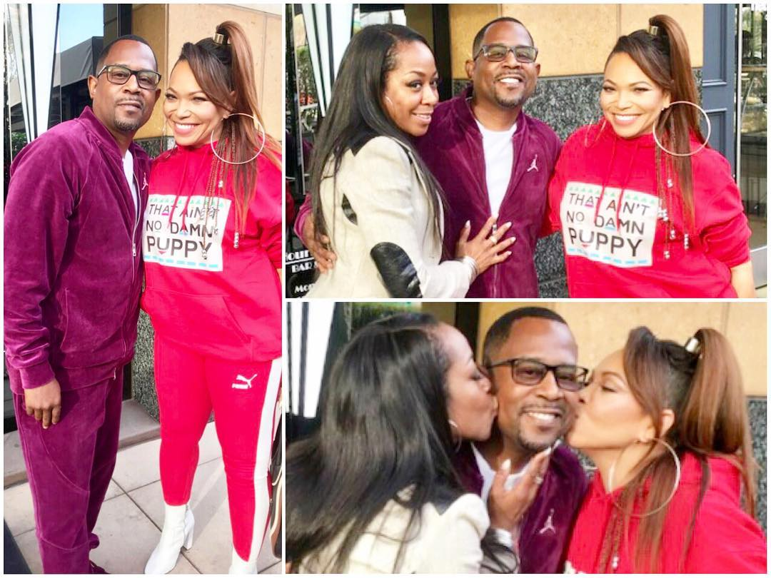 tichina arnold and martin lawrence relationship