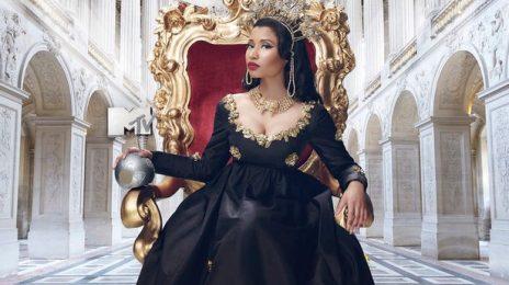 "Nicki Minaj Reveals She Has ""Locked In"" A Name For Her Upcoming Album"
