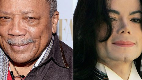 "Shocking! Quincy Jones Slams ""Greedy"" Michael Jackson For Plagiarism, Plastic Surgery"