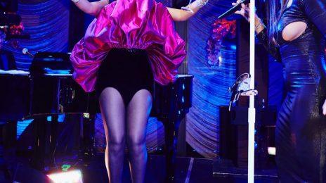 Rihanna Celebrates 30th Birthday With Big Bash / Toni Braxton Performs