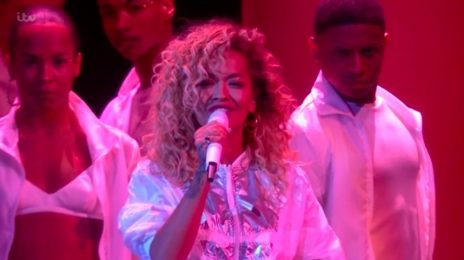 Watch: Rita Ora Rocks The 2018 BRIT Awards With Hits Medley