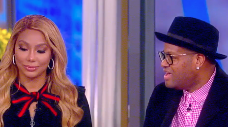 Tamar Braxton Serves Vince Herbert With Divorce Papers