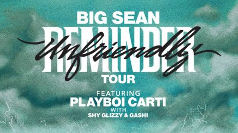 Big Sean Shares 'Unfriendly Reminder' Tour Dates