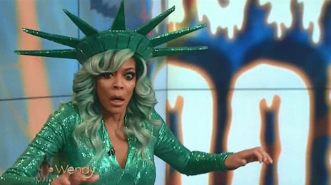 Awkward! Roseanne Roasts Wendy Williams With Husband Jab On Live TV