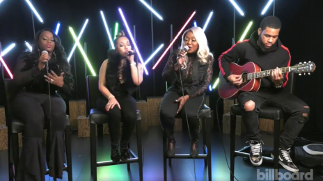 Watch:  Xscap3 Perform 'Understanding,' 'Dream Killa,' & More For Billboard Live