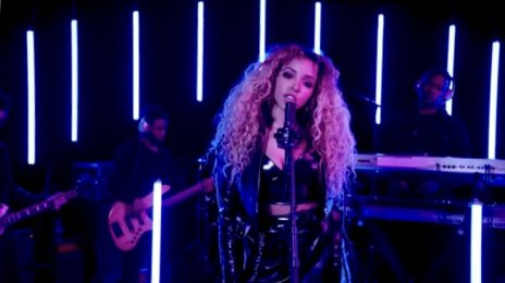 Watch: Tinashe Performs 'No Drama' Live On Sony's Lost In Music Session