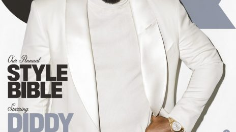 Diddy Covers GQ / Details Plans For App To Spotlight Local Black Businesses