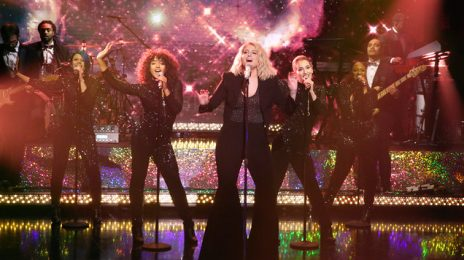 Watch:  Meghan Trainor Takes 'No Excuses' To 'Fallon' As Song Tops iTunes Chart