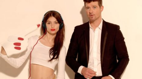 'Blurred Lines': Marvine Gaye's Family Score New Win In Robin Thicke Legal Drama