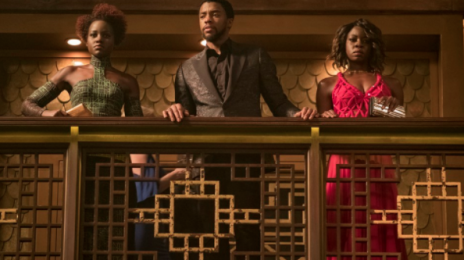 'Black Panther' Bags $500 Million / Earns $65 Million In One Week
