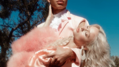 Zara Larsson & Brian H Whittaker Storm 'Paper' With Stunning Spread