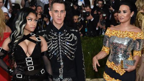 Nicki Minaj Accused Of Triggering Demi Lovato's Alcohol Addiction