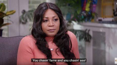 Watch: Trina Braxton Seeks Help From Iyanla's 'Fix My Life'