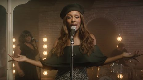 New Video: Alexandra Burke - 'Shadow'