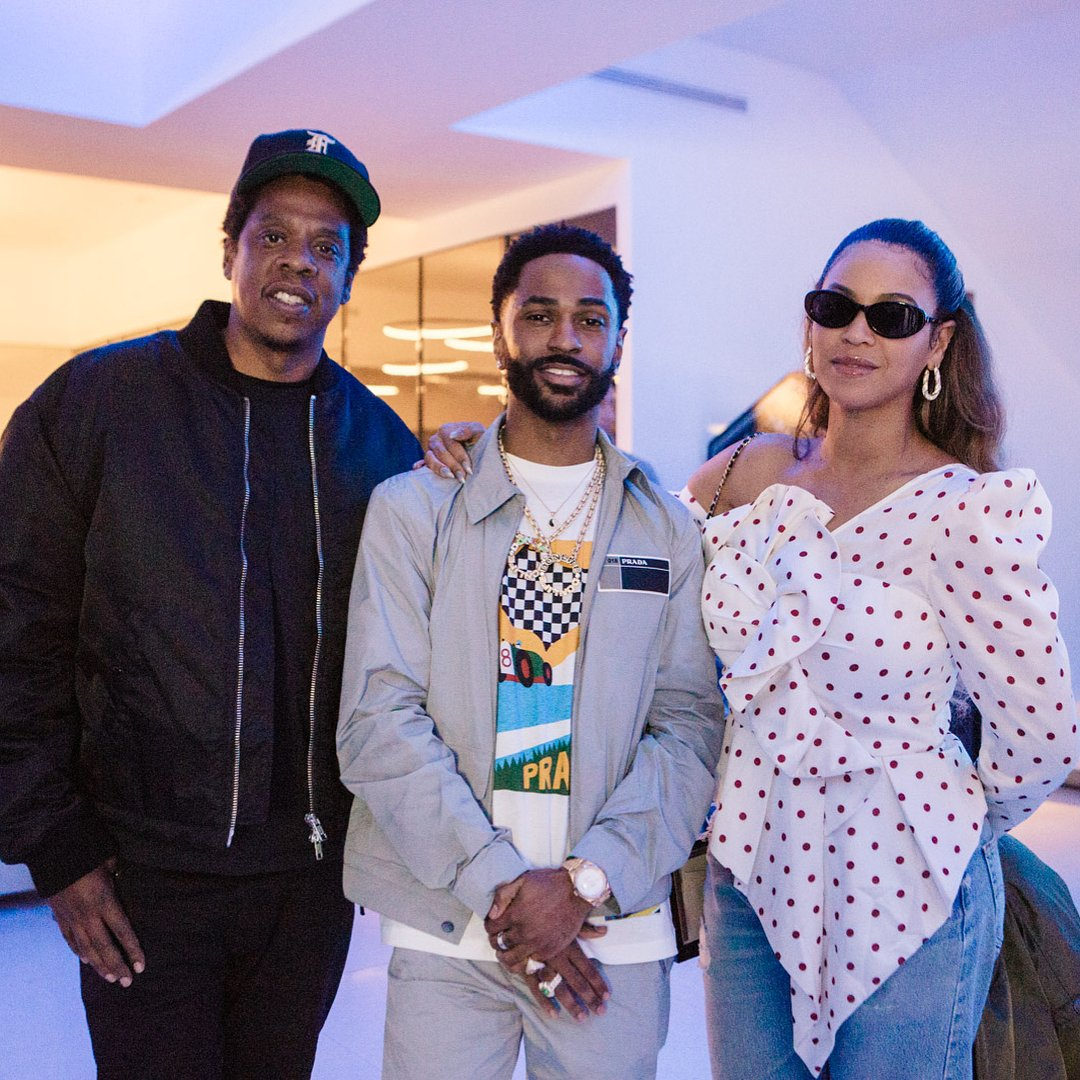beyonce amp jayz celebrate big sean at 30th birthday bash