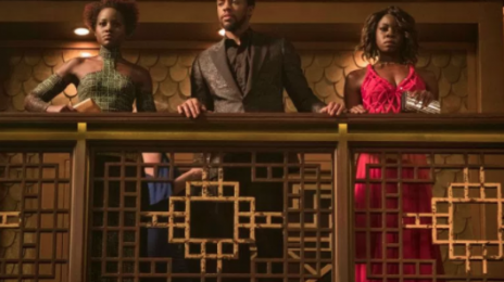 'Black Panther' To Reach 700 Million Dollars Earned Mark...Today